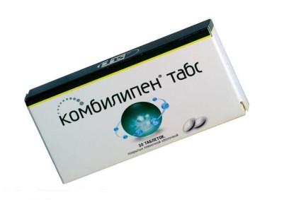 Комбилипен-витаминамы группы В