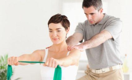 Упражнения подбирает доктор индивидуально