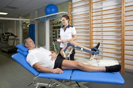 Рекомендованы занятия на велотренажерах, гимнастика, физиопроцедуры