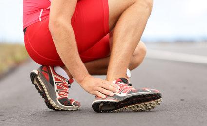 Растяжение связок чаще всего происходит при занятиях определенными видами спорта
