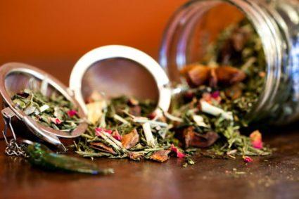 Для получения целебного чая нужно его правильно заварить