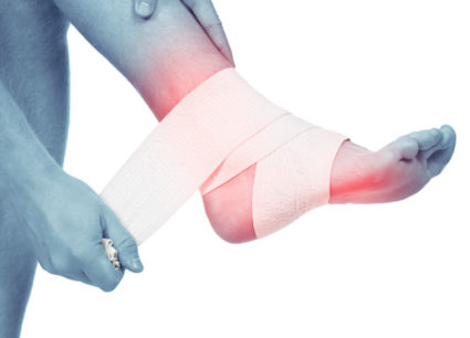 Лечение боли в стопе при помощи народной медицины