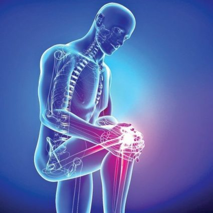 Гели и мази, способны снять боль и воспаление в области суставов при остеохондрозе позвоночника