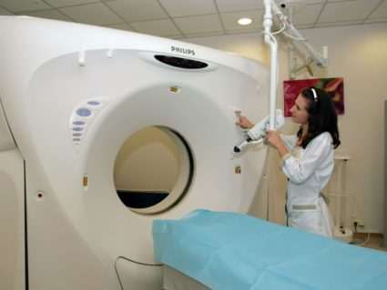 Томография органов живота выполняется с контрастным веществом