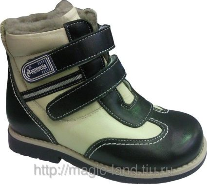 Сложная обувь - спасение для детей с ДЦП