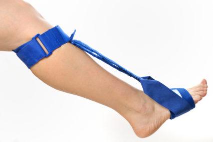 Лечение шпоры продолжают физкультурой