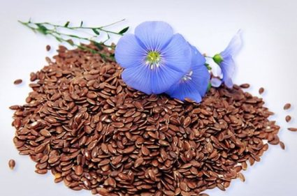 С целью похудения льняное семя применяется в виде отваров