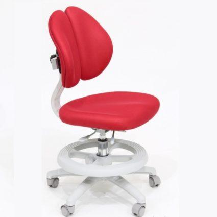 Компьютерный стул можно сделать ортопедическим, купив накладк