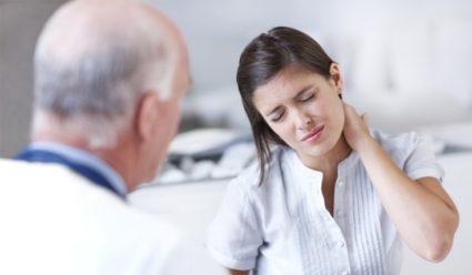Народное лечение грыжи шейного межпозвоночного дисков
