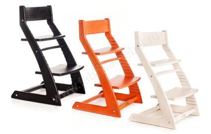Своим видом такой стульчик напоминает седло