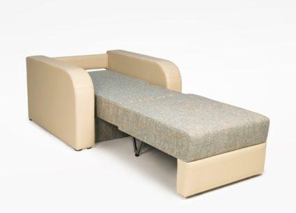 Кресло-кровать с ортопедическим матрасом - удобное место для сна