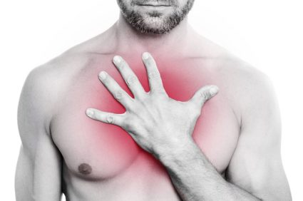 Боль в середине грудной клетки - явление частое и знакомое многим людям