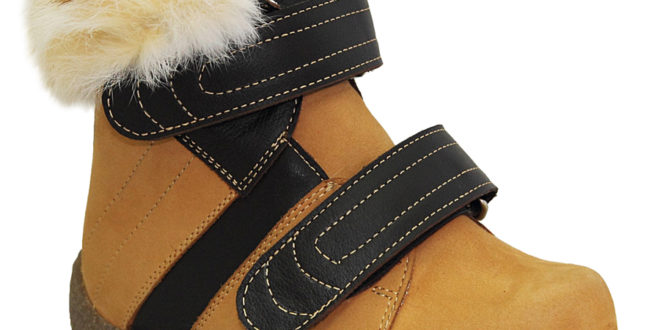 зимняя ортопедическая детская обувь