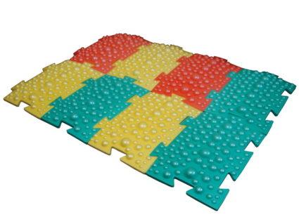 Польза массажных ковриков