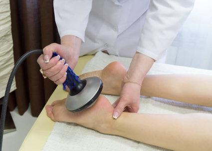 Устранить симптомы позволяет физиотерапия