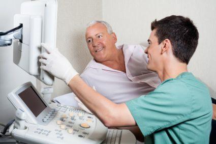 При УЗИ можно обследовать различные органы