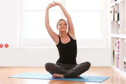 Несмотря на то, что упражнения просты, они очень эффективны