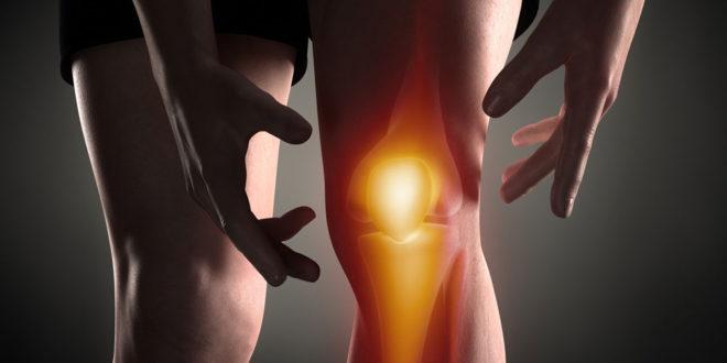колено