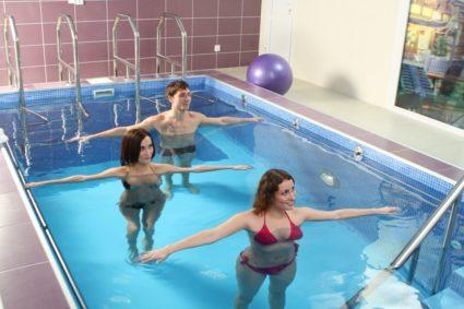 Аквааэробика – гимнастика в воде