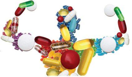 Витамины полезны для организма в целом