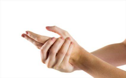 Онемение рук может быть свидетельством проблем со здоровьем