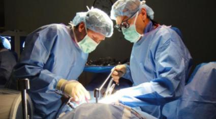 Если консервативные методы лечения не дали результата, то операция просто неизбежна