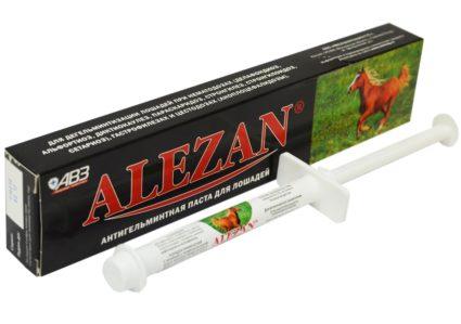 Под маркой Alezan можно встретить несколько видов продукции