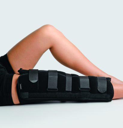 Наколенник для фиксации коленного сустава: его функции, виды
