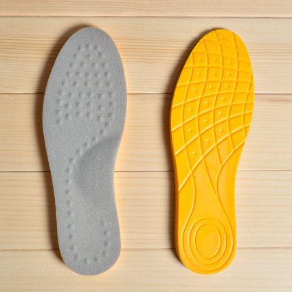 Атрибуты для обуви Хорошева выполнены из силикона