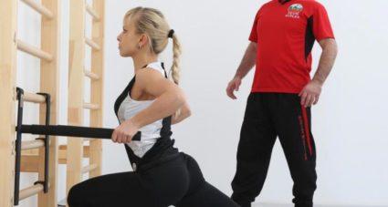 Растяжка спины и позвоночника, упражнения