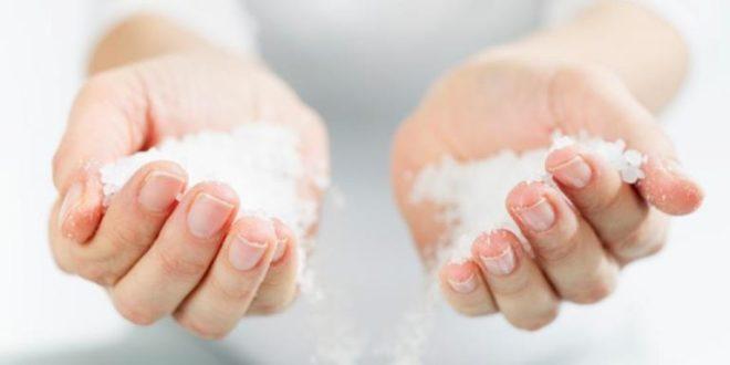 соль в суставах