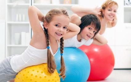 Мышцы спины. Растяжение и укрепление