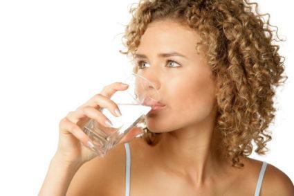 Важно не забывать о водном балансе