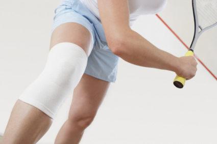 Разрыв мениска часто происходят у спортсменов