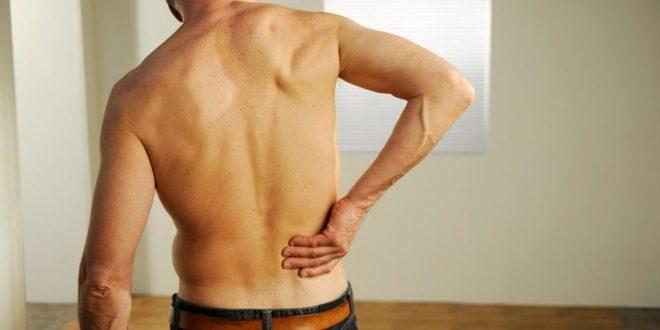 Боль в правом боку сзади снизу на спине