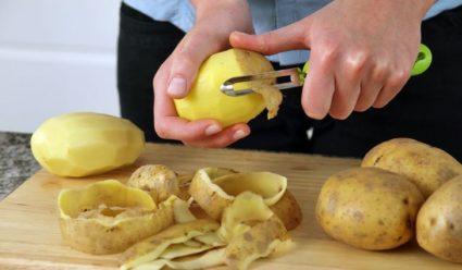 Проводить лечение можно картофелем