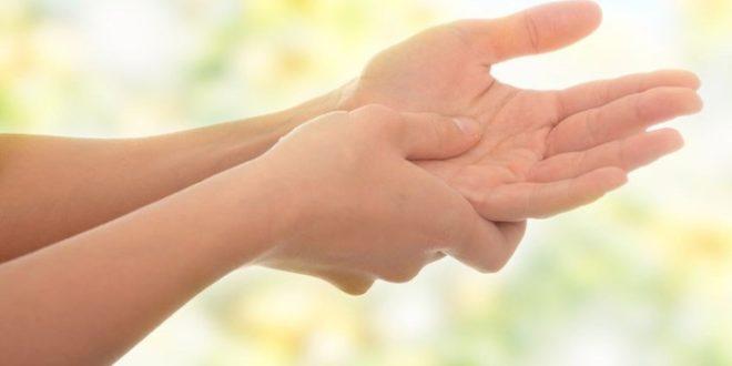 немеют на руках пальцы
