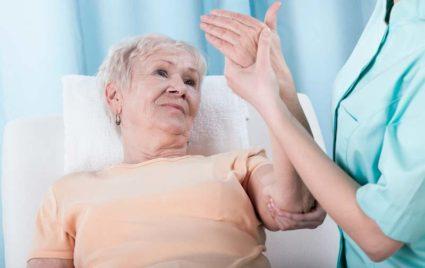 Болезнь де Кервена в диагностике не сложна