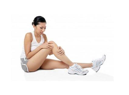 При болях сзади колена,лечение определяет врач