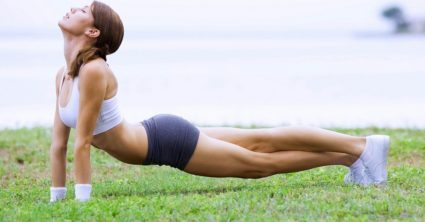 Упражнения для позвоночника и спины