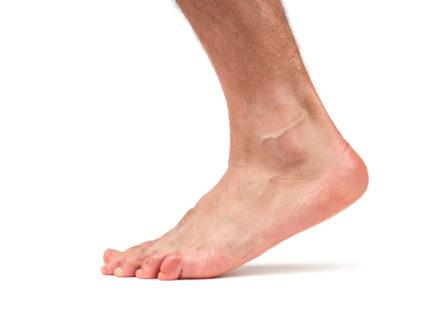 Показатели внешней формы ступни – ее ширина и длина