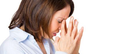 Стрессы и травмы могут стать причиной образования кисты