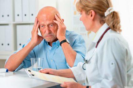 Вертебробазилярный синдром