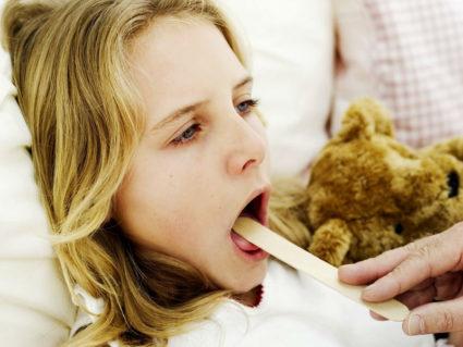 Дети также подвержены суставному синдрому