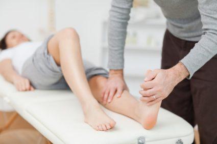 Во время беременности может наблюдаться синдром беспокойных ног