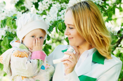 Причины отека связаны с приемом аллергенов