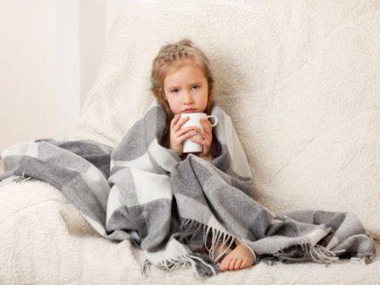 При приступах ребёнок должен много пить