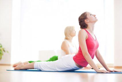 Все упражнения должны быть плавными