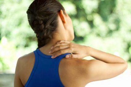 Боли в шейном отделе или затылочной части