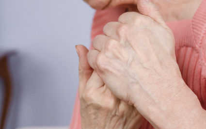 Хруст в суставах указывает на наличие заболевания